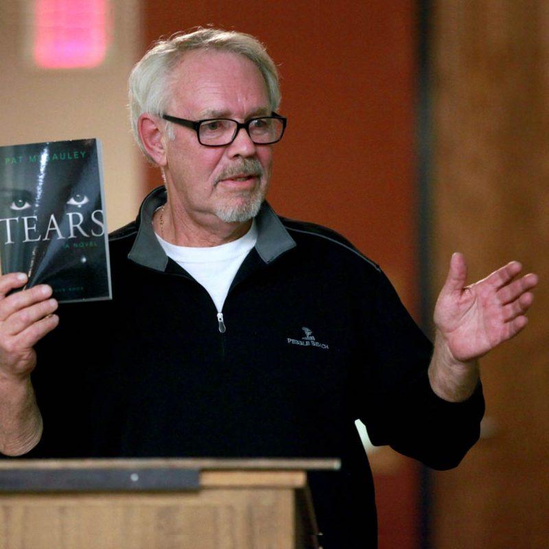Pat McGauley - Author