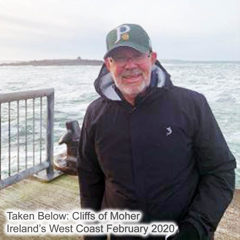 Pat McGauley - Cliffs of Moher, Ireland's West Coast 2020