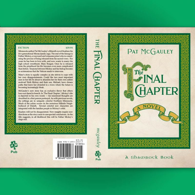 The Final Chapter by Pat McGauley